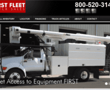 First Fleet Truck Sales