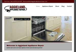 aggieland_appliance_screenshot